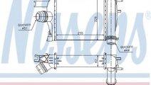 Intercooler, compresor DACIA LOGAN MCV II (2013 - ...