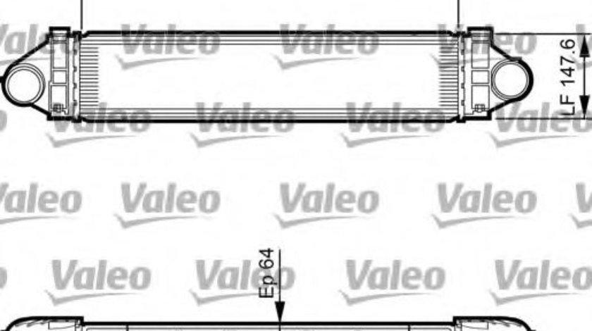 Intercooler, compresor FORD MONDEO IV (BA7) (2007 - 2016) VALEO 818238 piesa NOUA