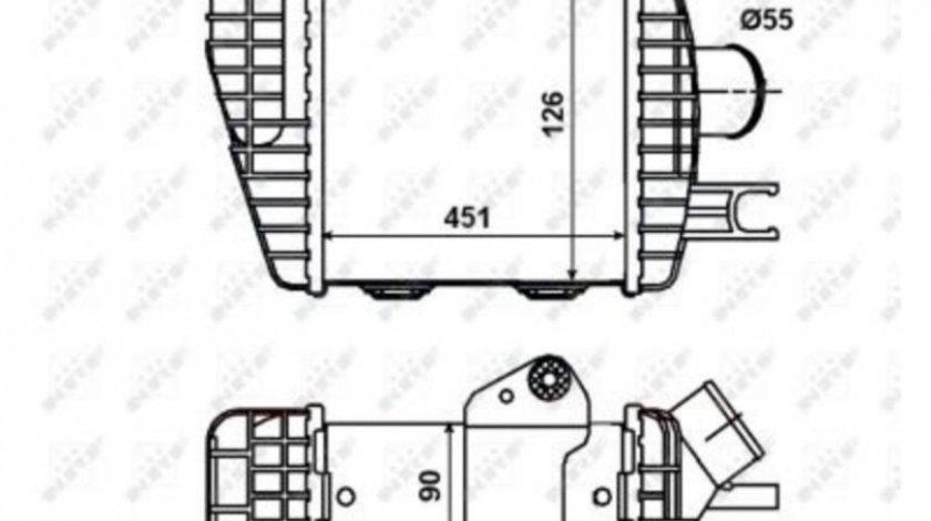 Intercooler, compresor Hyundai Tucson (2004-2010)[JM] #2 2827127250