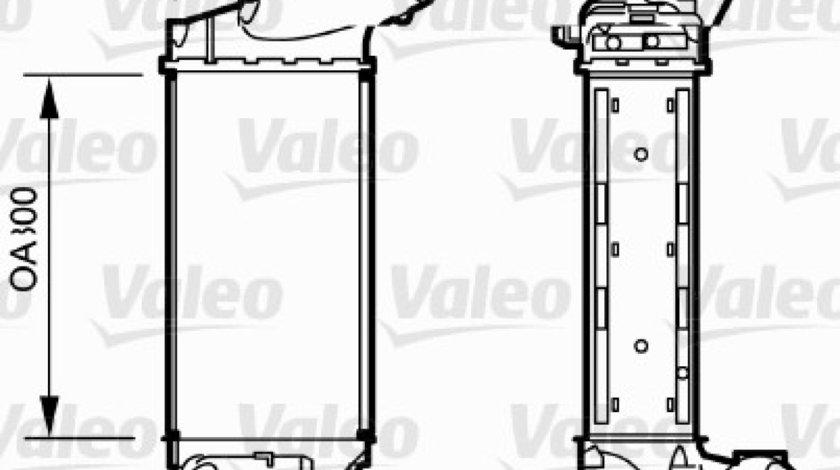 Intercooler compresor PEUGEOT 308 SW Producator VALEO 818836