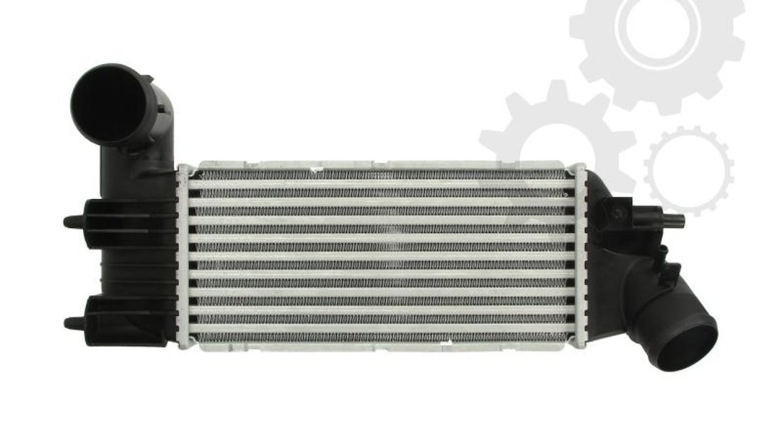 Intercooler compresor PEUGEOT 406 8B Producator VALEO 817437