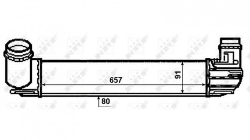 Intercooler, compresor Renault MEGANE CC (2010->)[EZ0/1_] #3 144960006R