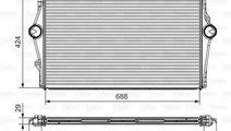 Intercooler, compresor VOLVO S80 I (TS, XY) (1998 ...