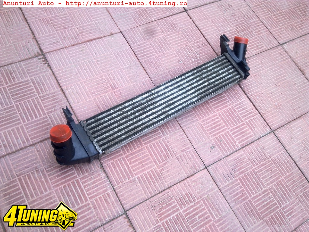Intercooler dacia logan