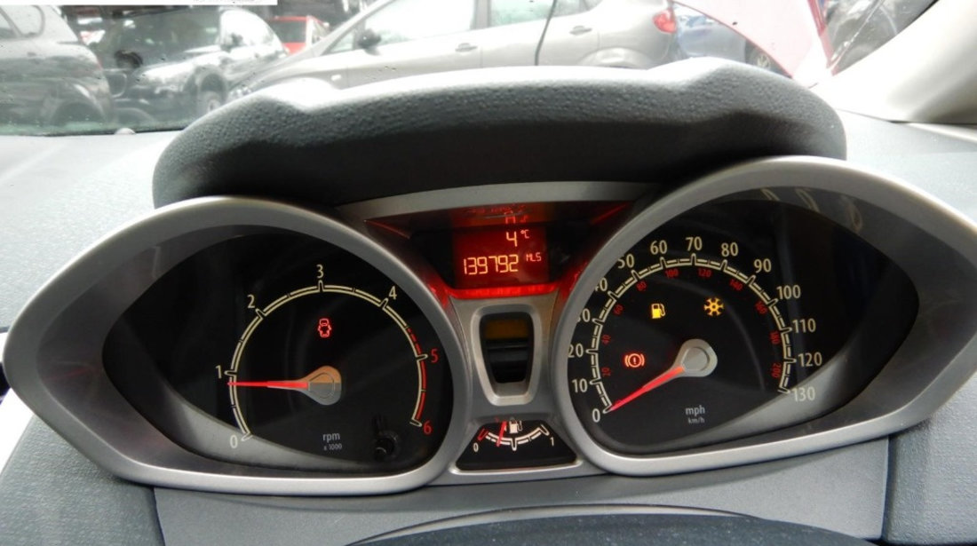 Intercooler Ford Fiesta 6 2009 Hatchback 1.6 TDCI