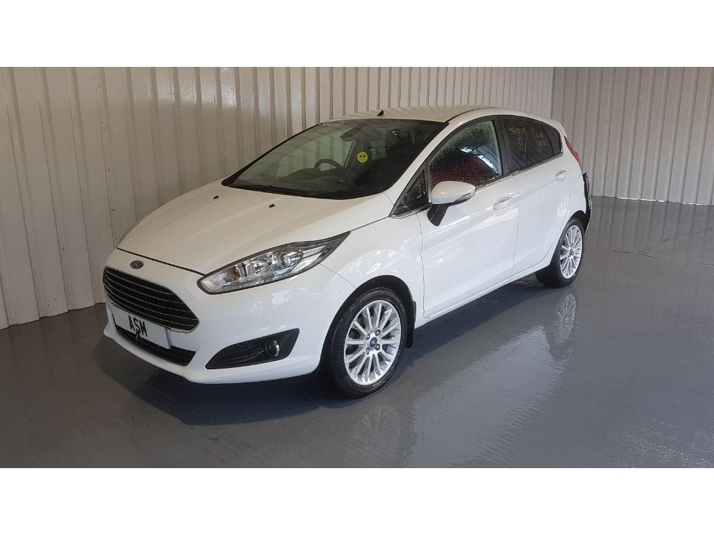 Intercooler Ford Fiesta 6 2014 Hatchback 1.6 TDCI