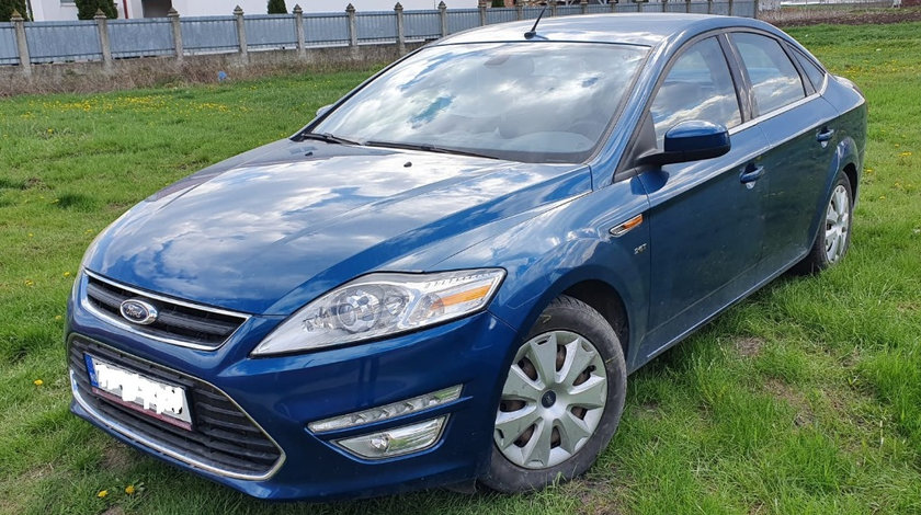 Intercooler Ford Mondeo 4 2009 berlina 2.5 T benzina huba