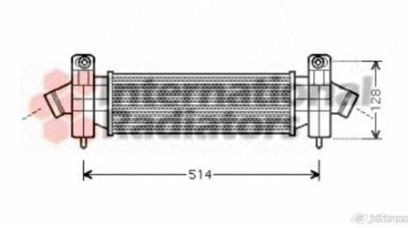 Intercooler FORD MONDEO III (B5Y) 2.0 16V DI / TDDi / TDCi