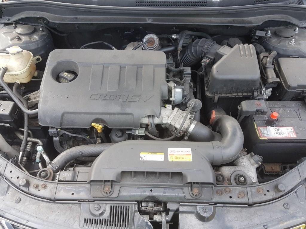 Intercooler Kia Ceed 2010 hatchback 1.6