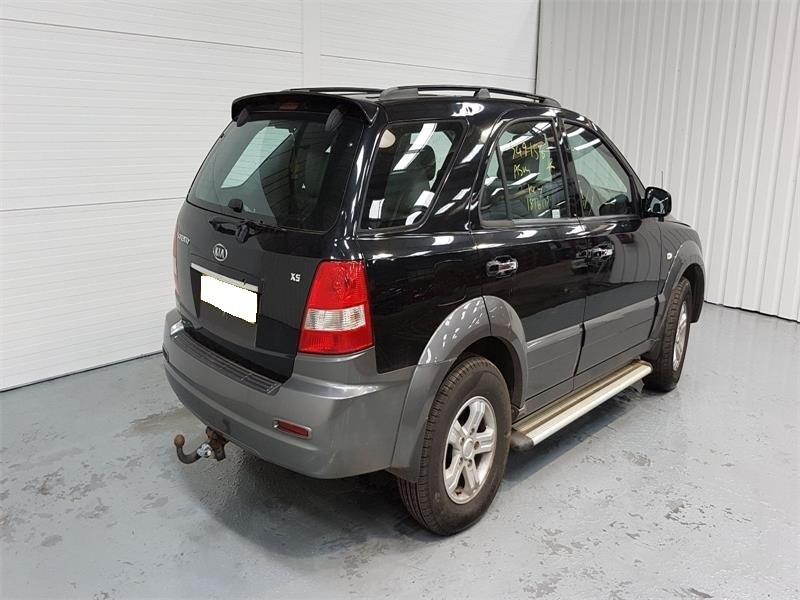 Intercooler Kia Sorento 2005 SUV 2.5 CRDi