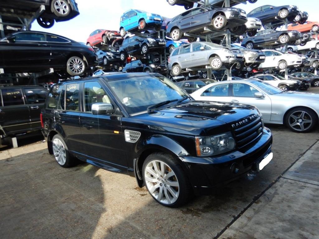 Intercooler Land Rover Range Rover Sport 2007 suv 2.7