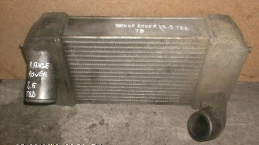 Intercooler Land Rover Range Rover