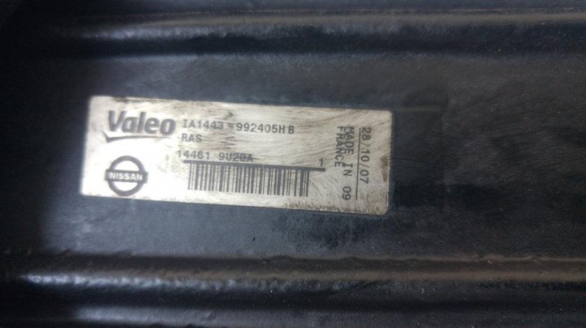 Intercooler nissan note e11 1.5 dci 2004-2013 992405hb