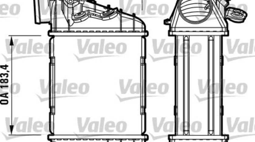 Intercooler radiator aer AUDI TT 1.8 intre 1998-2006