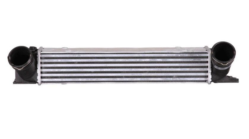 Intercooler radiator aer BMW Seria 1 (E81), 1 (E82), 1 (E87), 1 (E88), 3 (E90), 3 (E91), 3 (E92), 3 (E93), X1 (E84) 2.0 d intre 2004-2015