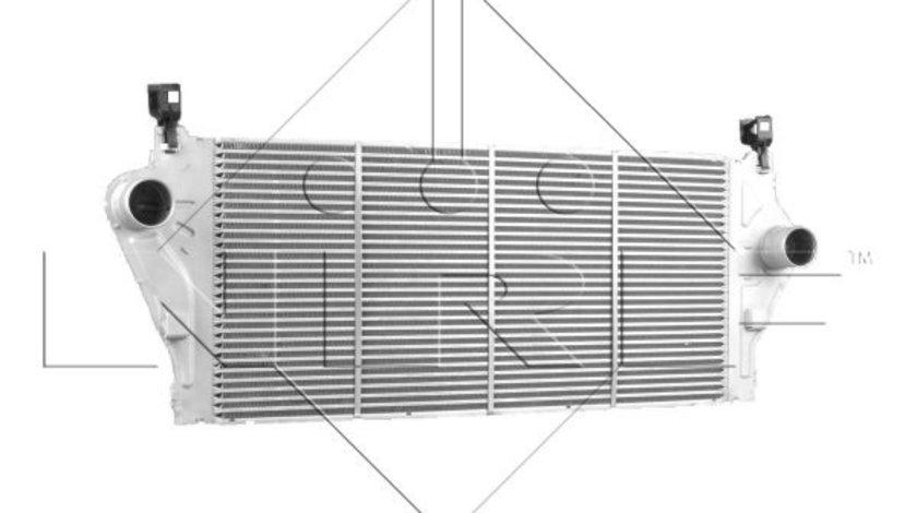 Intercooler RENAULT ESPACE IV, LAGUNA II, VEL SATIS 1.9 2.0 dupa 2001