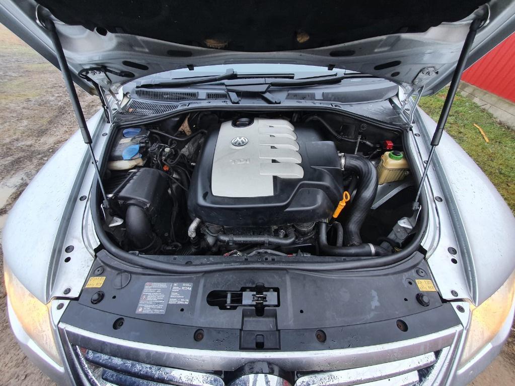 Intercooler Volkswagen Touareg 7L 2008 4x4 facelift 2.5 tdi BPE