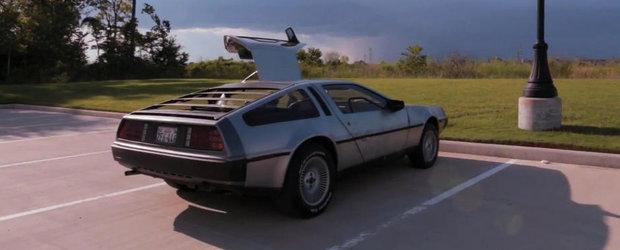 Interesanta poveste a marcii DeLorean si a modelului DMC-12
