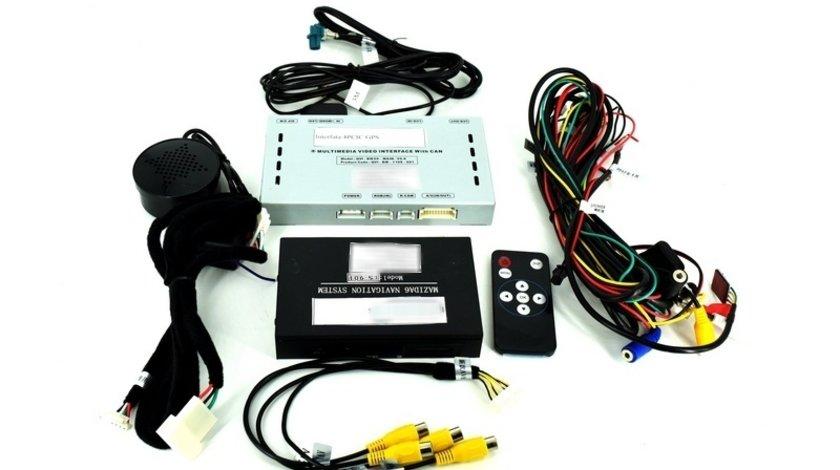Interfata 4PCIC GPS + Touch. Are WINCE si se si poate instala IGO.Compatibila cu BMW IDRIVE CIC 4P AutoCars