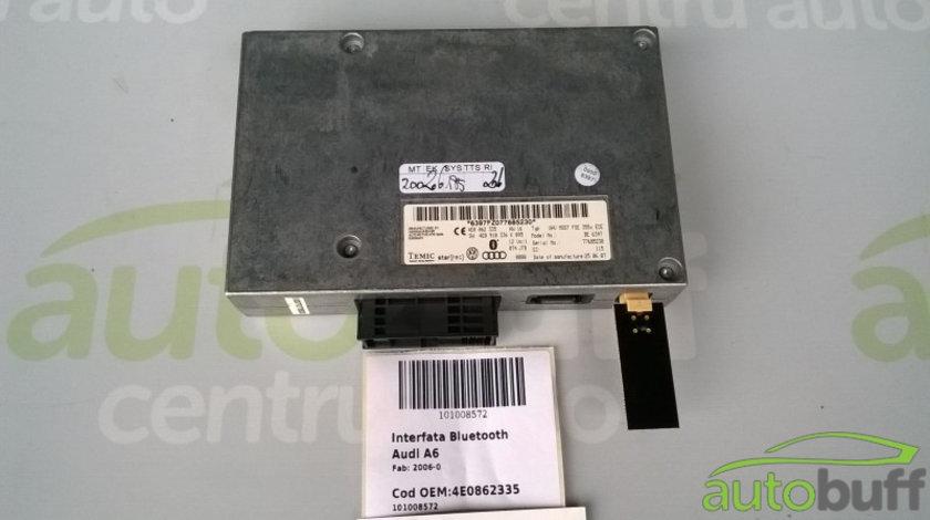 Interfata Bluetooth Audi A6 (C5 / 4B 1998-2004) 4E0862335