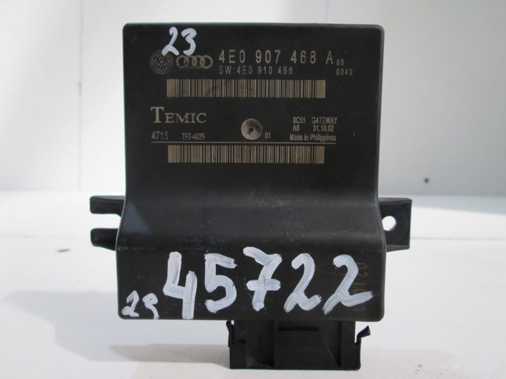 Interfata diagnoza Audi A8 an 2004 2005 2006 2007 2008 cod 4E0907468A