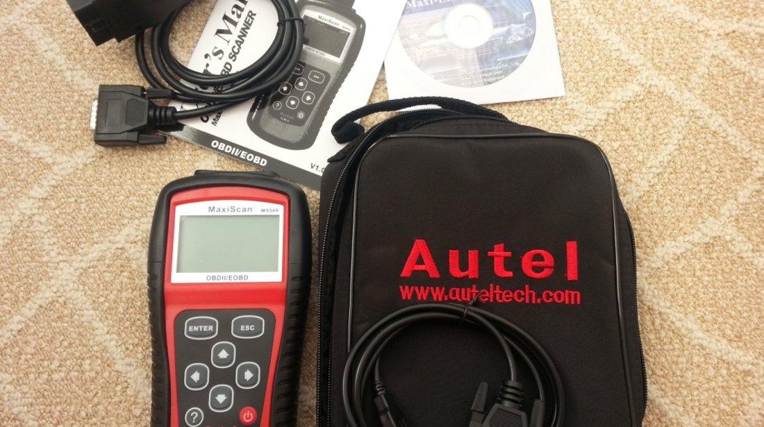 Interfata diagnoza auto AUTEL MaxiScan MS509 - OBD2 Produs NOU !