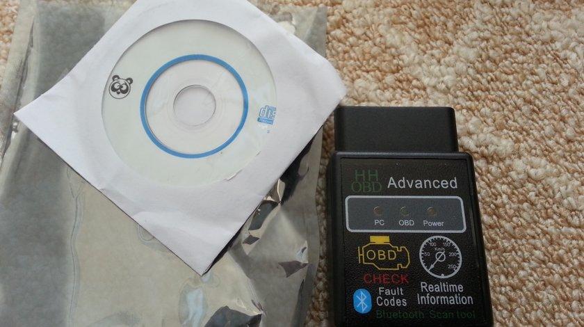 Interfata diagnoza ELM 327 HH OBD v2.1 Advanced Bluetooth