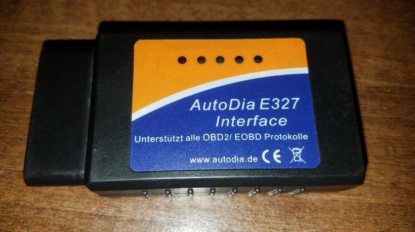 Interfata diagnoza Elm327 Bluetooth cu toate protocoalele OBD2/EOBD