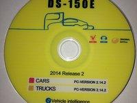 Interfata diagnoza multimarca Delphi DS-150E 2014 release 3
