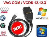 Interfata Diagnoza Vag Com VCDS 12.12.3 Full Audi, Skoda, Vw, Seat