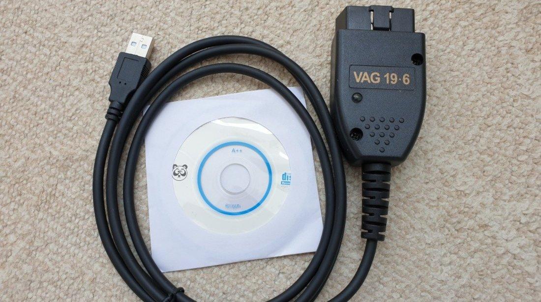 Interfata diagnoza VAG COM VCDS v 19.6 EN - HQ - Vw Audi Skoda Seat 2019