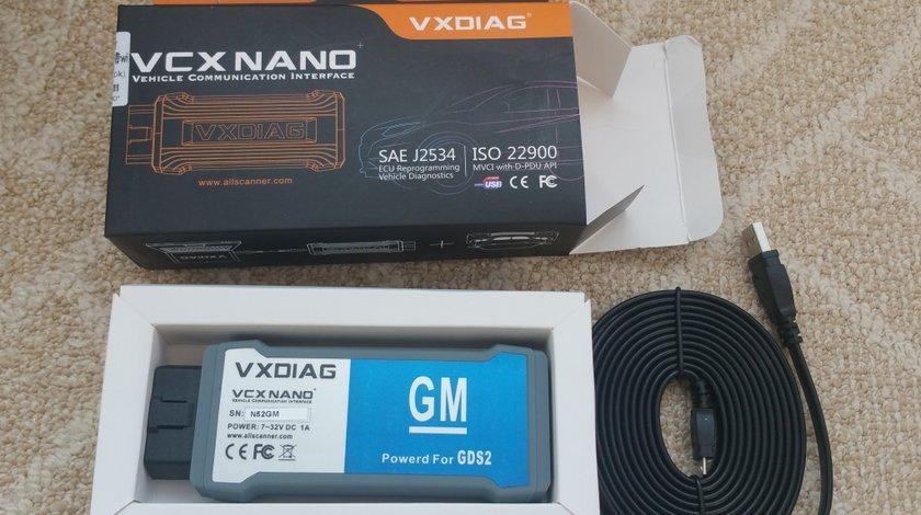 Interfata diagnoza VXDIAG VCX NANO WiFi pentru GM/OPEL GDS2 v2019