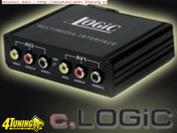 Interfata multimedia LOGIC audio video integrare oem Audi MMI 2G