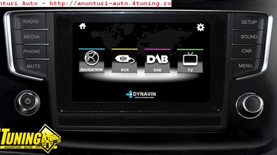 Beste INTERFATA MULTIMEDIA Navigatie Dedicata Volkswagen Golf 7 Skoda QJ-91