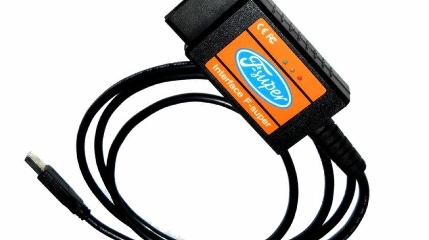 Interfata Scanner Tester Diagnoza Ford