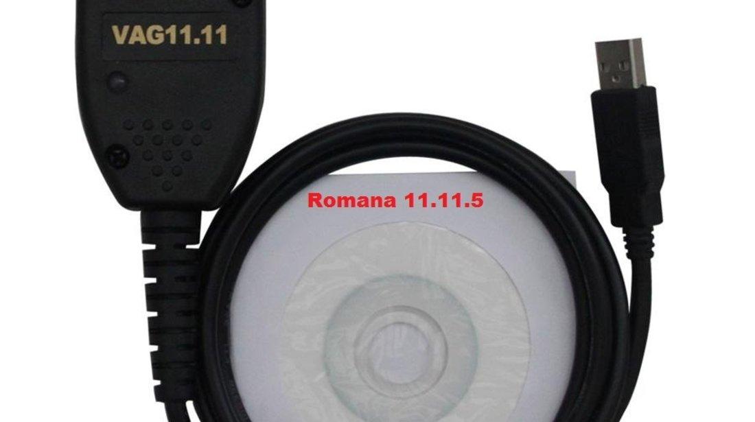Interfata Tester Diagnoza VAG COM 12.12 15.7 16.8 17.8 18.2 18.9 Vw Audi Skoda Seat