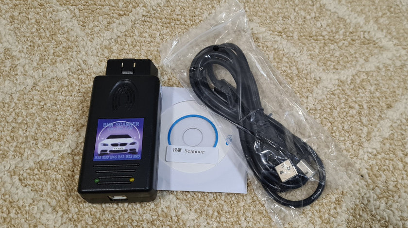 Interfete Diagnoza Tester Auto Bmw Scanner 1.4 , modificare km