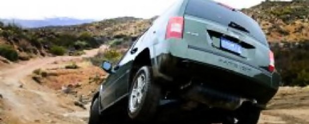 Interioare noi pentru Jeep Compass si Patriot