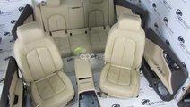 Interior Audi A7 4G8 Piele Bej/Crem, Scaune Piele ...