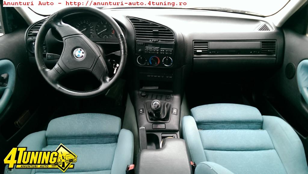 Interior bmw e36 sedan recaro 106502 for Interior bmw e36