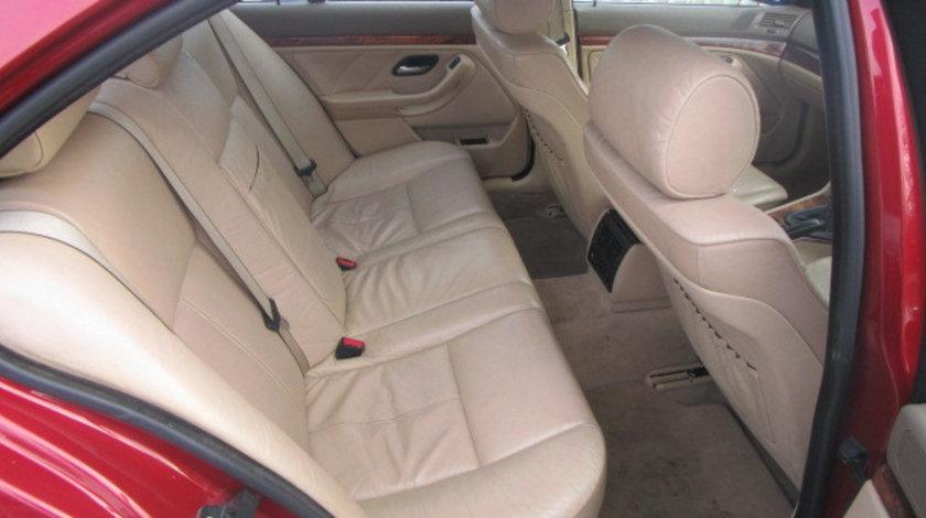 Interior BMW E39 530d 1999 (piele,volan dreapta)