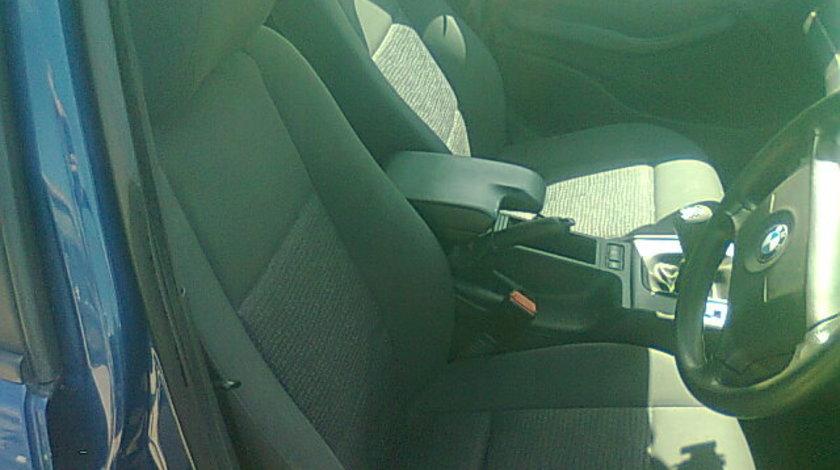 Interior BMW E46 318i 2003;Sedan