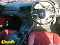 Interior BMW E46 Coupe