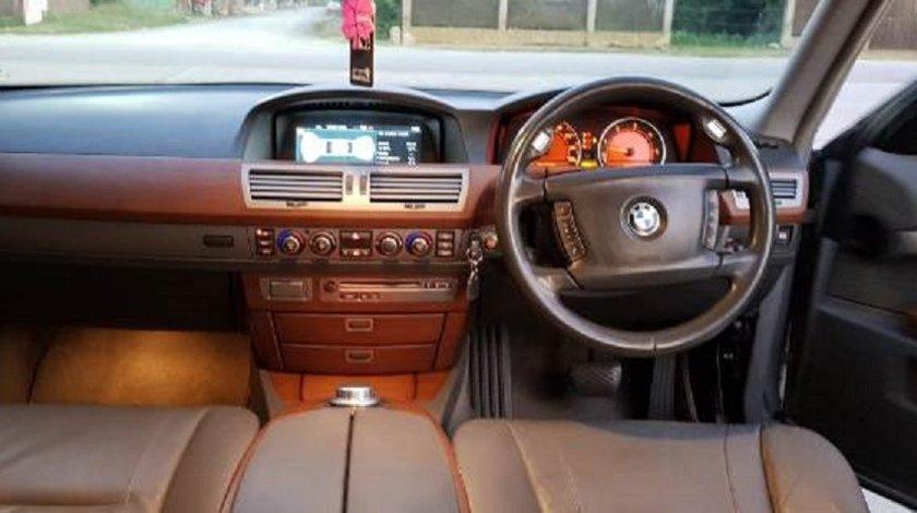 Interior BMW E65 2005 (piele)