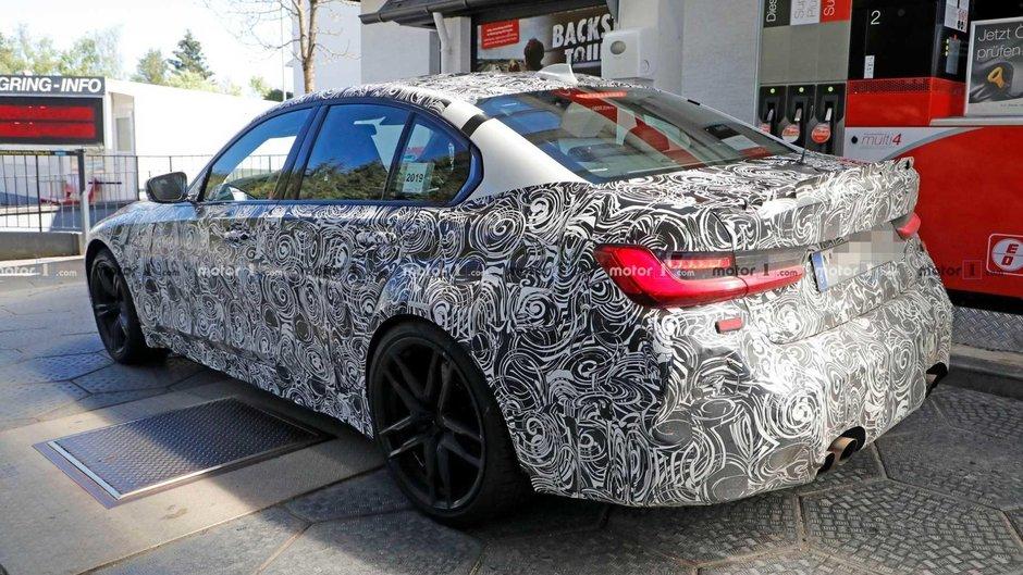 Interior BMW M3