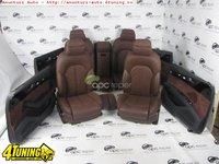 Interior Complet Audi A8 4H Brown Ventilat