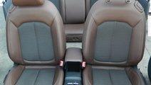 Interior complet din material textil cu piele Audi...