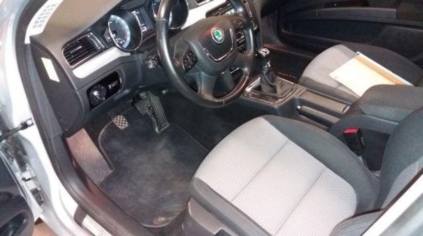 Interior complet  Skoda Superb 2 2009-2014