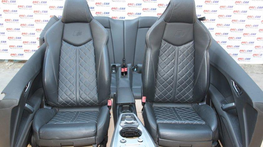 Interior din piele Audi TT 8S model 2016