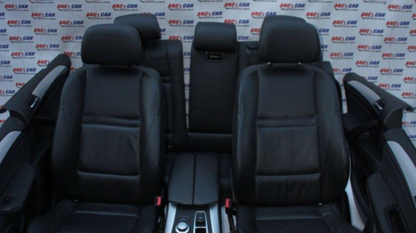 Interior din piele BMW X5 E70 model 2008